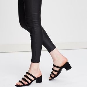 Sol Sana - Holt Tubular Block Heel Mules